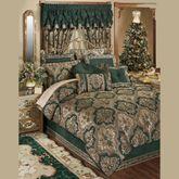 Marietta Comforter Set Green