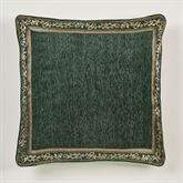 Marietta Piped European Sham Only Green