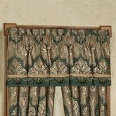 Marietta Tailored Valance Green 72 x 20