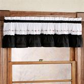 Jayden Gathered Valance  60 x 14