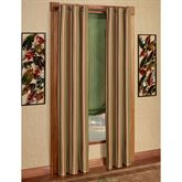 Riverpark Grommet Curtain Pair Multi Warm 84 x 84