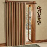 Riverpark Foam Backed Grommet Patio Panel Multi Warm