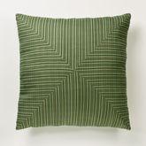 Riverpark European Pillow with Sham Multi Warm