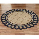 Regal Empire Round Rug