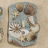 At the Beach Single Switch Blue