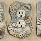 At the Beach Single Outlet Blue