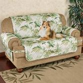 Paradise Leaf Furniture Protector Parchment Loveseat