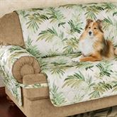 Paradise Leaf Furniture Protector Parchment Sofa