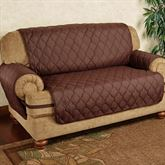 Paradise Solid Color Furniture Protector Loveseat
