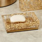 Enlighten Soap Dish Gold