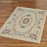 Serena Aubusson II Rectangle Rug 36 x 56