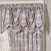 Marseille Empire Valance Lilac 110 x 28
