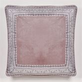 Marseille European Pillow with Sham Lilac