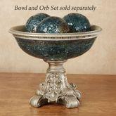 Kyara Mosaic Decorative Centerpiece Bowl Only Blue