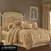 Sicily Gold Comforter Set