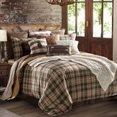 Huntsman Comforter Set Multi Earth