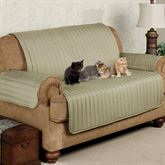Twill Loveseat Pet Furniture Cover