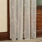 Cavalier Sheer Tailored Panel Ivory