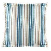 Savannah Stripe Flanged Sham Multi Cool European