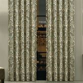 Vienna Wide Curtain Pair Multi Warm 100 x 84