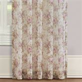 Chaumont Sheer Curtain Panel Natural