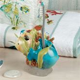 Rainbow Fish Toothbrush Holder Multi Cool