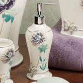 Garden Gate Lotion Soap Dispenser Lilac