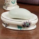 Garden Gate Soap Dish Lilac