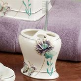 Garden Gate Toothbrush Holder Lilac