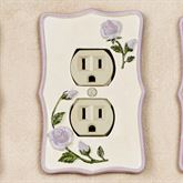 Enchanted Rose Single Outlet Lavender