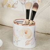 Blush and Blooming Brush Holder Multi Pastel