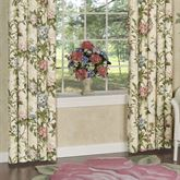 Hillhouse Wide Tailored Curtain Pair Light Cream