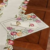 Fruitful Placemats Oatmeal Set of Four