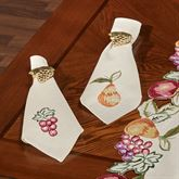 Fruitful Napkins Oatmeal Set of Four