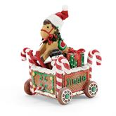 Rocking Horse Car Only Brown