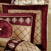 Roman Empire Piped European Sham