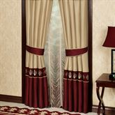Roman Empire Tailored Curtain Pair