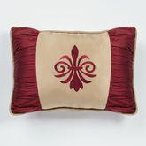 Roman Empire Piped Rectangle Pillow