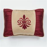 Roman Empire Piped Rectangle Pillow