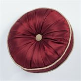 Roman Empire Piped Round Pillow