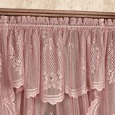 Cameo Rose Tailored Valance Victorian Rose 56 x 13