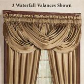 Versailles Waterfall Valance  52 x 36