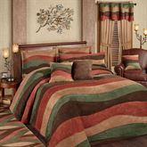 Cadence Grande Bedspread Russet/Camel