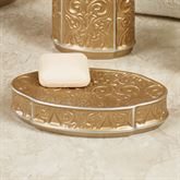 Destiny Soap Dish Gold