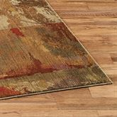 Autumn Allure Rug Runner Gold 111 x 76