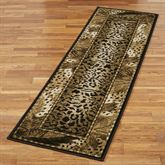 Exotic Journey Rug Runner Light Brown 23 x 76