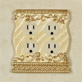 Genevia Double Outlet Pearl