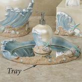 Rising Tides Vanity Tray Blue