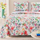 Blossom Garden Mini Quilt Set Multi Bright