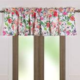 Blossom Garden Valance Multi Bright 84 x 19